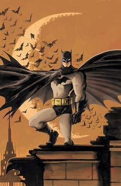 """Batman: Dark Moon Rising""--A DC Universe Original Animated Movie - Comic Book Movie hero, graphic novels, monster men, batman graphic, dark moon, comic book, matt wagner, dark knight, monsters"
