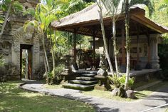 Postcard from Bali: The Royal Suite – Traditional Balinese ...