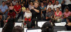 Política y Sociedad: Cozumel / Concierto de gala