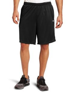 http://pins.getfit2gethealthy.com/pinnable-post/champion-mens-double-dry-core-shortblacklarge/ The comfortable and versatile Champion Double Dry(r) men's core short is ready for all of your favorite sports. It's crafted using the moisture-wicking Double Dry(r) performance fabric that draws sweat away from your skin to keep you cool and dry. The ergonomic seam construction ensures maximum ease of movement.