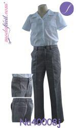 Descarga Gratis el Pantalón Escolar para Niñas y Niños