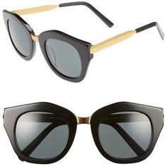 Women's Spektre Mon Amour 48Mm Mirrored Sunglasses