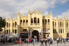 08/06/2013 Plaza de Toros. Calle Feria.