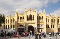 159/365 Plaza de Toros. Calle Feria. Jose Manuel Castrillo.