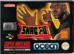 Shaq Fu Review