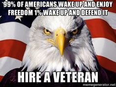 99% OF AMERICANS WAKE UP AND ENJOY FREEDOM 1% WAKE UP AND DEFEND ...