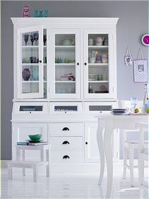 I want this cupboard for the dining room, unpainted.