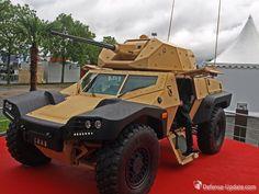 Panhard, Combat Recce Armored Buggy (CRAB)