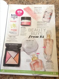 Swap pricey Mon Guerlain for a cheaper Avon Prima perfume says Good Housekeeping magazine June 2017 issue