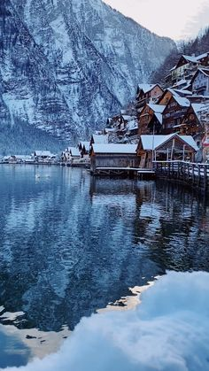 Winter in Hallstatt, Austria. Where we stayed, ate, and highlights from one of the most beautiful towns in Europe. European Destination, European Travel, Vacation Places, Dream Vacations, Stay Overnight, Winter Scenery, Austria Travel, Voyage Europe, Beautiful Places To Travel
