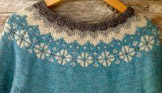 Ravelry: Cardigan Ariel/ Koftan Ariel pattern by Veronika Lindberg Knitting Charts, Sweater Knitting Patterns, Knitting Designs, Knit Patterns, Knitting Projects, Hand Knitting, Knitting Needles, Motif Fair Isle, Fair Isle Pattern