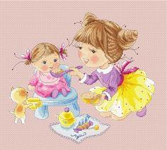 Honey's Sweet Treats - Breakfast for Dolly