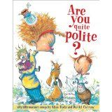 Alan Katz and David Catrow - Are You Quite Polite?: Silly Dilly Manners Songs (Margaret K. Teaching Social Skills, Teaching Manners, Manners Preschool, Teaching Tools, Teaching Ideas, Preschool Books, Book Activities, Alphabet Activities, Great Books