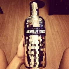 Absolut #vodka #disco ;)