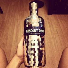 Absolut #vodka #disco ;)