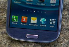 Samsung Galaxy S III Getting Jelly Bean on 20th Oct