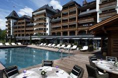 Das Schweizer Luxushotel Alpina Gstaad http://wohnenmitklassikern.com/hotels/das-schweizer-luxushotel-alpina-gstaad/