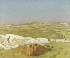 William Newenham Montague Orpen - The Somme: A Clear Day