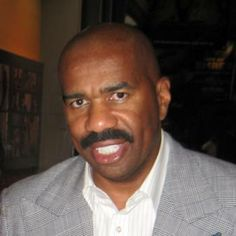 """Steve Harvey is one of the most famous comedians in the U. Since the year he has been working as the host of the game show """"Family Feud"""". Celebrities, People, Family Feud, Singer, Steve Harvey, Comedians, Steve, Actors, Triple Threat"""