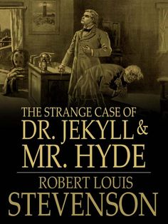 """Read """"The Strange Case Of Dr. Jekyll And Mr. Hyde"""" by Robert Louis Stevenson available from Rakuten Kobo. The Strange Case of Dr Jekyll and Mr Hyde is Robert Louis Stevenson's thriller allegory of a medical experiment gone wro. I Love Books, Good Books, Books To Read, Lewis Carroll, Classic Literature, Classic Books, Victorian Literature, Thriller, Jekyll And Mr Hyde"""