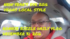 DOCUMENTING MY LIFE ONE DAY AT A TIME | Vlog #135 | NEW YEAR'S EVE 2016 VEGAS LOCAL STYLE