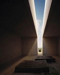 Tulach a' tSolais Memorial by Scott Tallon Walker Architects. #architecture