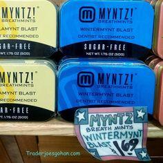 Myntz Wintermynt Blast Breathmints