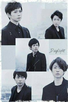 Arashi ~ Daylight