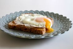 The Best Way to Fry an Egg