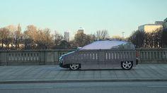 invisible car- future concept