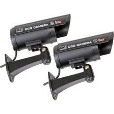 2 Decoy Bullet Cameras (Non Operational) by Q-See. $82.04. Q-SEE DECOY CAMERAS AND SIGNSNON-OPERATIONAL Realistic light effect of infrared LEDs (battery) Mounting bracket for easy installation Durable light weight surveillance sign Bold indication that the premises are recorded Weatherproof Indoor/Outdoor