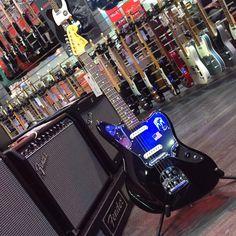 Johnny Marr Fender Jaguar - Black