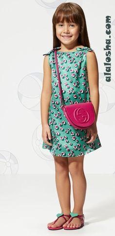 ALALOSHA: VOGUE ENFANTS: Gucci girlswear SS2014 Lookbook