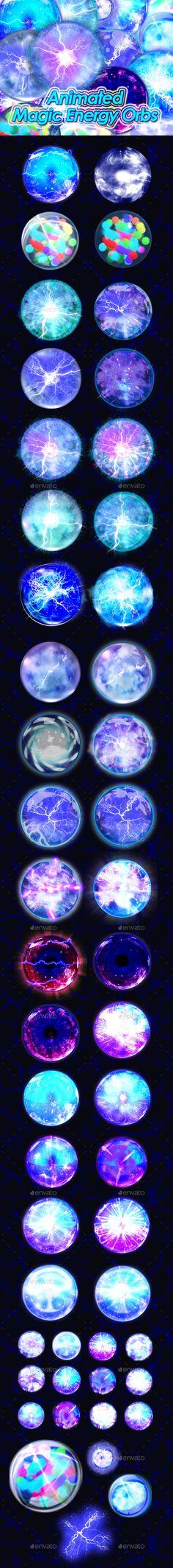 Magic Energy Orb