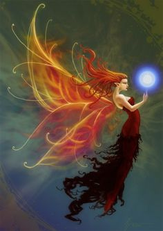 Fairy Artwork7 25+ Spectacular Examples of Sublime Fairy Artworks