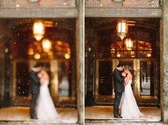 Joanne   Karim | a Winter wonderland Wedding in the Old Port of Montreal