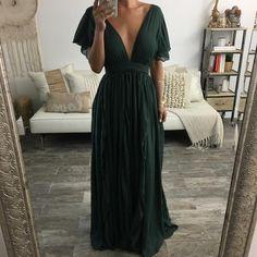 The Larissa Ruffle  Dress
