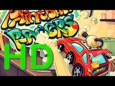 Paintball.   Cars game paintball cartoon for kids 1 series