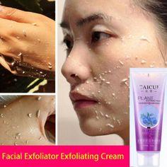 1ピースフェイススクラブボディピーリングゲル角質リムーバー美白しっとり深い洗顔製品ランダムカラービッグプロモーション
