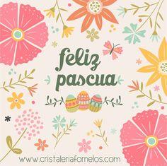 Mucha #felicidad para esta #SemanaSanta! Que disfrutéis mucho! :-) #EnmarcaBellosMomentos