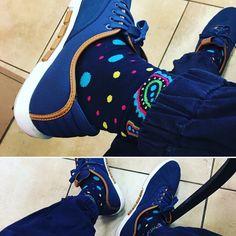 Fashion socks delivered monthly