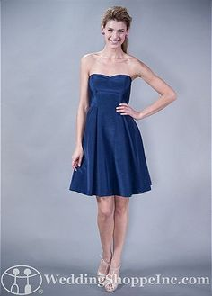 57 Grand Bridesmaid Dress Bedford - Visit Wedding Shoppe Inc. for designer bridal gowns, bridesmaid dresses, and much more at http://www.weddingshoppeinc.com