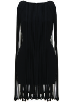 Fringe Dress, $185: Kate Moss for Topshop | Boca Raton Magazine