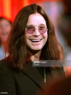Ozzy Osbourne during Ozzy Osbourne and Jack Osbourne Visit MTV's 'TRL' - October 2004 at MTV Studios Times Square in New York City, New York, United States. Ozzy Osbourne Quotes, God Bless Ozzy Osbourne, Jack Osbourne, Diary Of A Madman, War Pigs, Band Ghost, Zakk Wylde, October 20, I Have A Crush