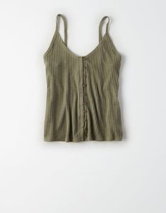 Shop Cropped Shirts for Women at American Eagle to find your new favorite crop tops. Browse cropped t-shirts and tops in new styles, colors, and designs today only from AE! Moda Rock, American Eagle Tops, American Eagle Sweater, Layering Tank Tops, Mens Outfitters, Urban Outfitters, T Shirts For Women, Clothes For Women, Chic Outfits