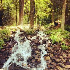 photo by katlinkreiser: Calidonia waterfall <3