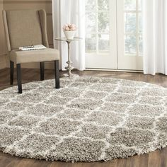 You'll love the Elizabeth Street Grey / Ivory Area Rug at Wayfair - Great Deals on all Rugs products with Free Shipping on most stuff, even the big stuff.