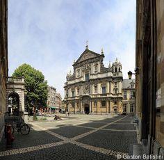 Sint-Carolus-Borromeuskerk, Hendrik Conscienceplein, Antwerpen, Belgium Antwerp Belgium, Gaston, My Town, Art History, Louvre, Explore, Mansions, Photo And Video, World