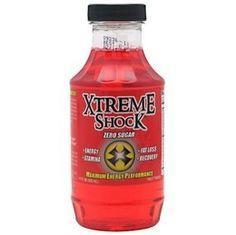 Xtreme Shock Energy Drink Ingredients