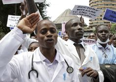 The Star: Doctors List Four Key Issues to be Solved Before Ending Strike